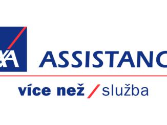 AXA pojišťovna logo