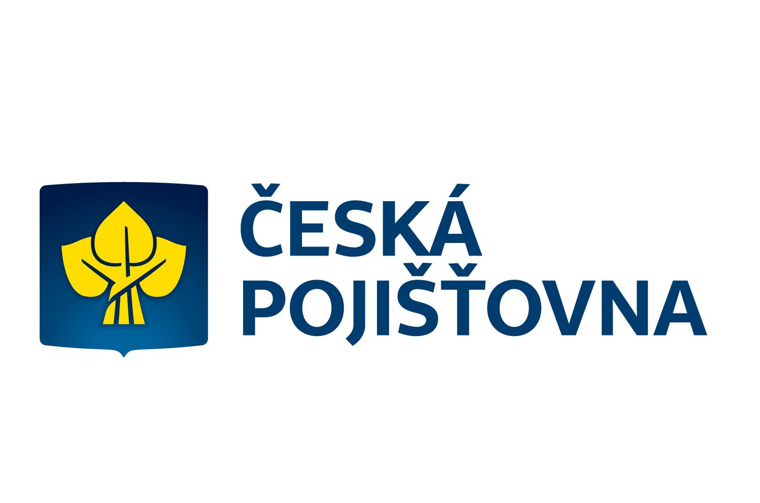Česká pojišťovna logo