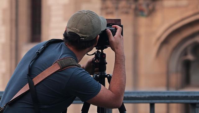 Fotografování jako práce